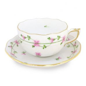 Herend PBGP Teacup and Saucer